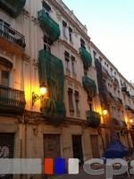 Rehabilitación de edificio en barrio Ruzafa (Valencia)