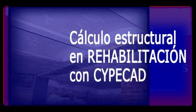 Curso de cálculo estructural en Rehabilitación en el Colegio de Arquitectos de Valencia